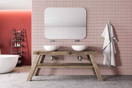 Bathroom ergonomics: rules you need to know