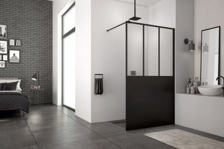 Industrial shower enclosure - what to choose?